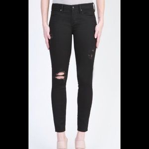 Articles of Society ripped black jeans !